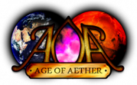 Age of Aether logo